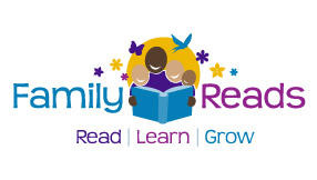 Family Reads website logo