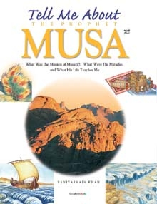 book cover for tell me about musa