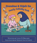 Grandma & Hijab-EZ Family Activity Book