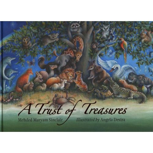A Trust of Treasures by Maehded Maryam Sinclair
