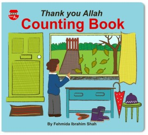 Thank you Allah Counting Book by Fehmida Ibrahim Shah (Smart Ark)
